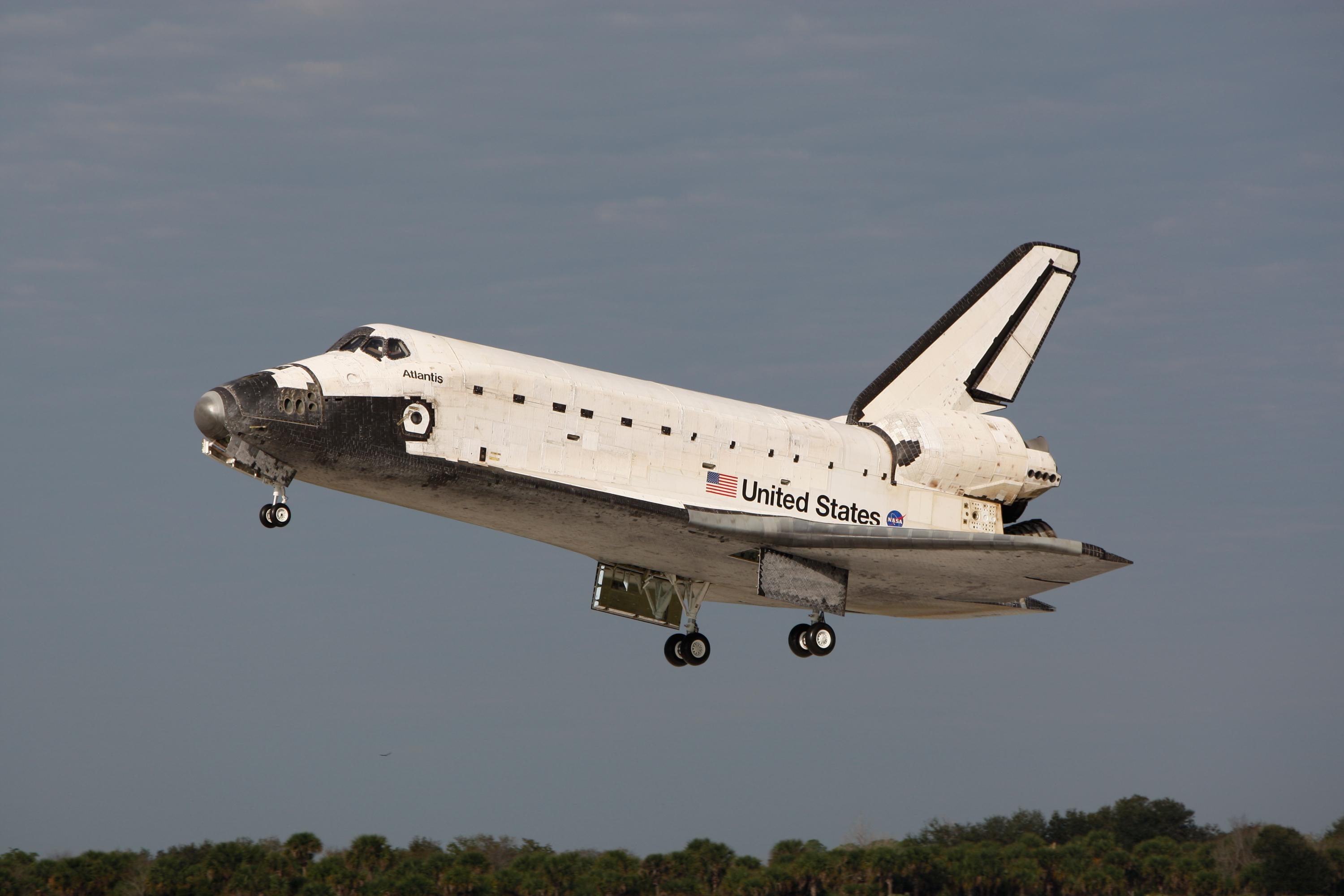 types of old space shuttle - photo #27