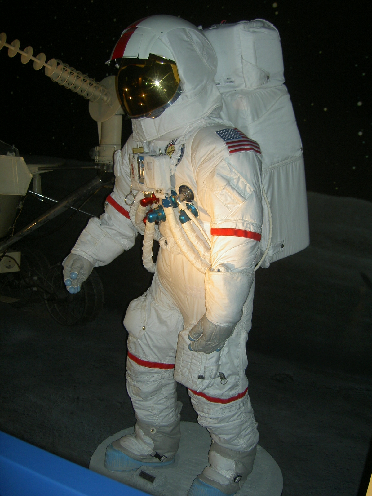 www space suits - photo #36