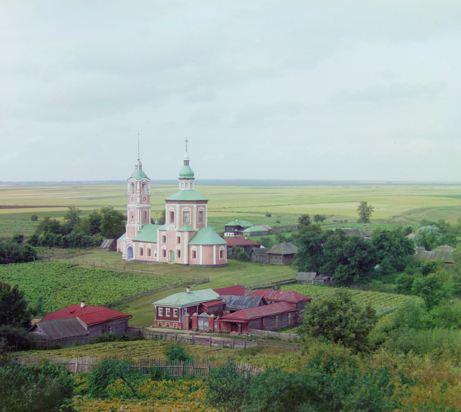 Suzdal. Photos by Prokudin-Gorsky