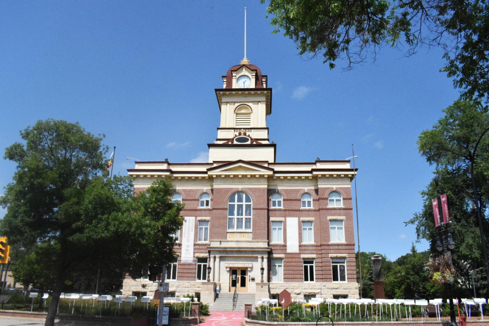 Saint Boniface, Winnipeg - Wikipedia