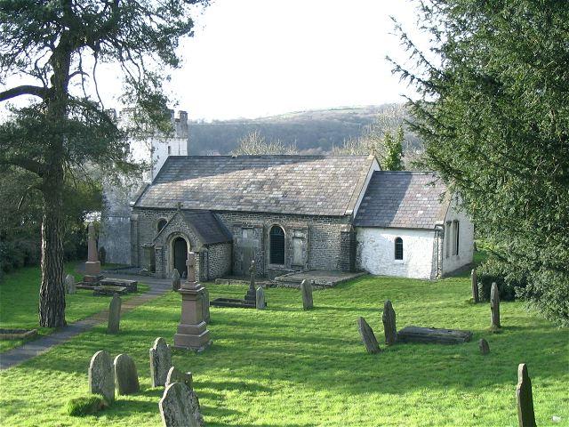 St Illtyd's Church - geograph.org.uk - 753980