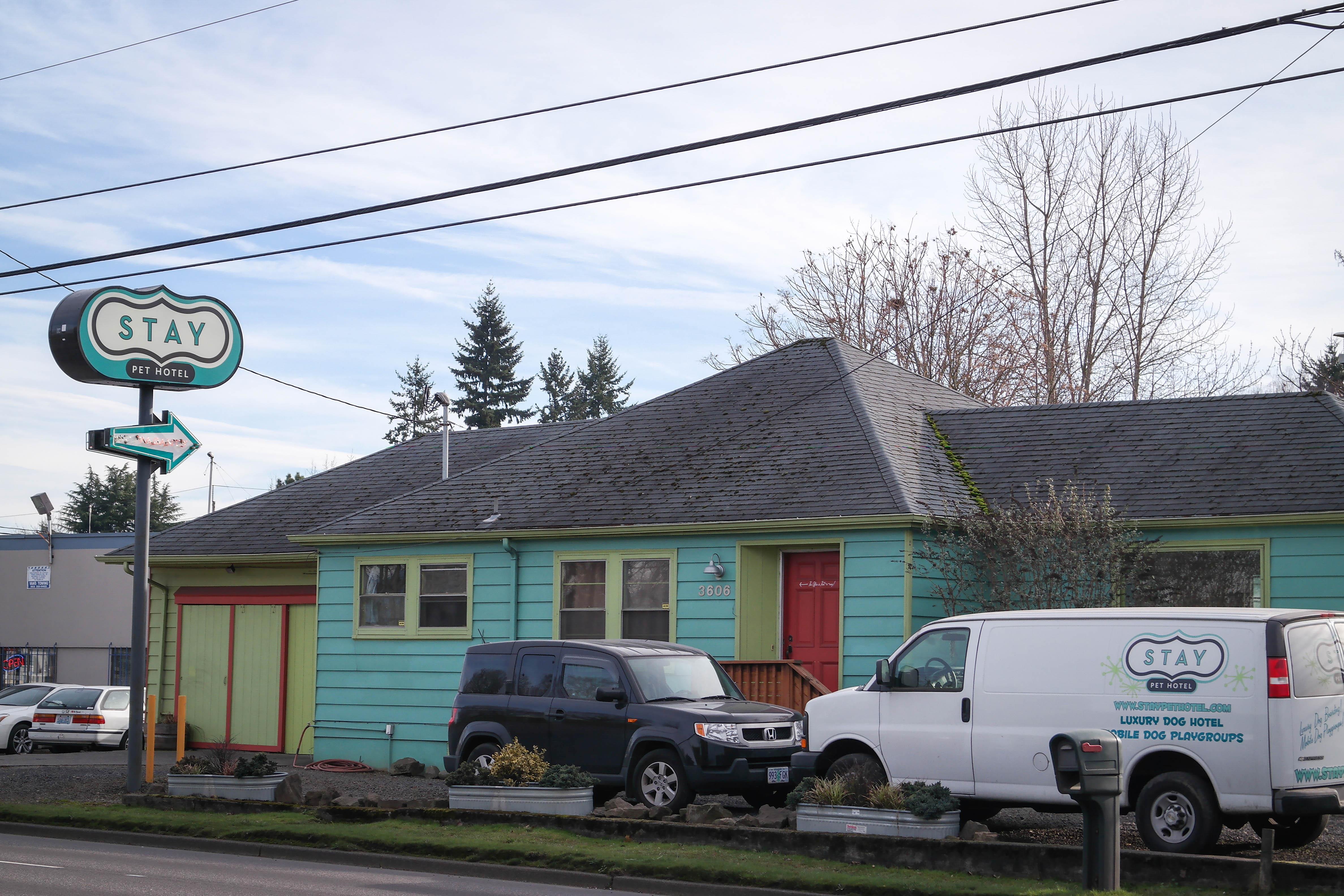 Stay Pet Hotel Portland Oregon