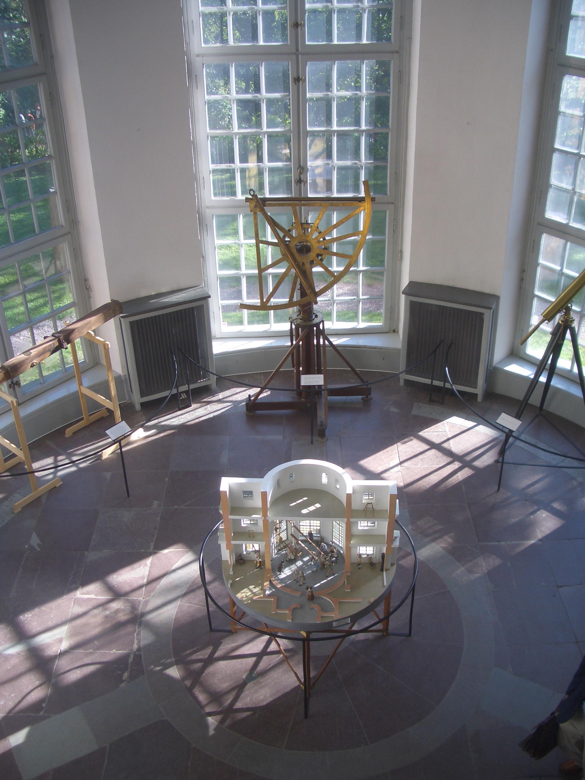 File:Stockholm's old observatory, interior observation ...