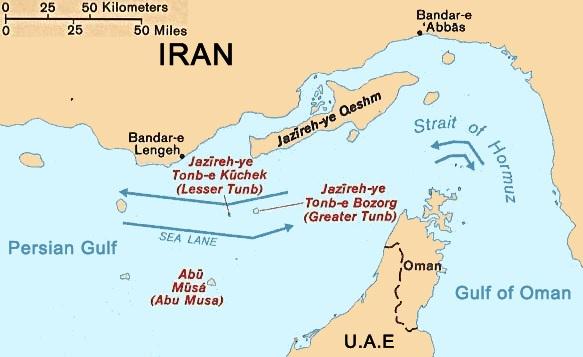 Navi volanti e strategia navale asimmetrica: come non affrontare la questione wikileaks-Iran-Italia di petto