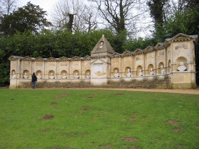 Temple of British Worthies - geograph.org.uk - 643854