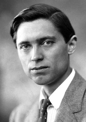 image of Theodor Svedberg
