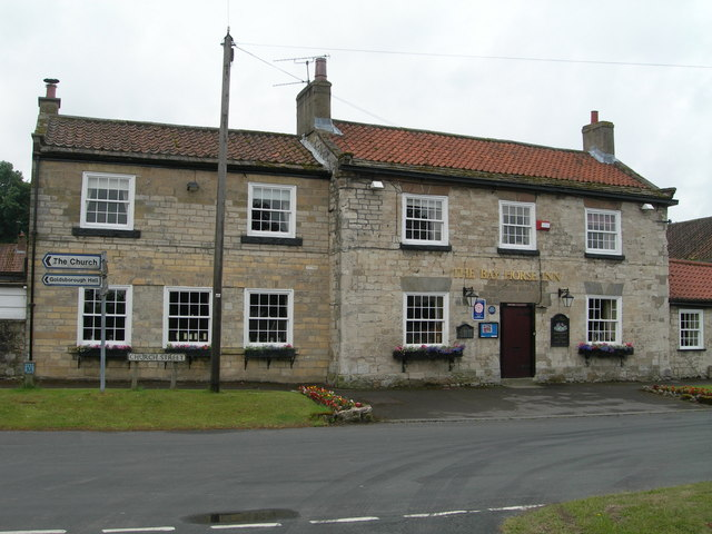 The Bay Horse Inn - geograph.org.uk - 1988522