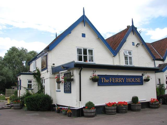 The Ferry House Inn - geograph.org.uk - 1420053