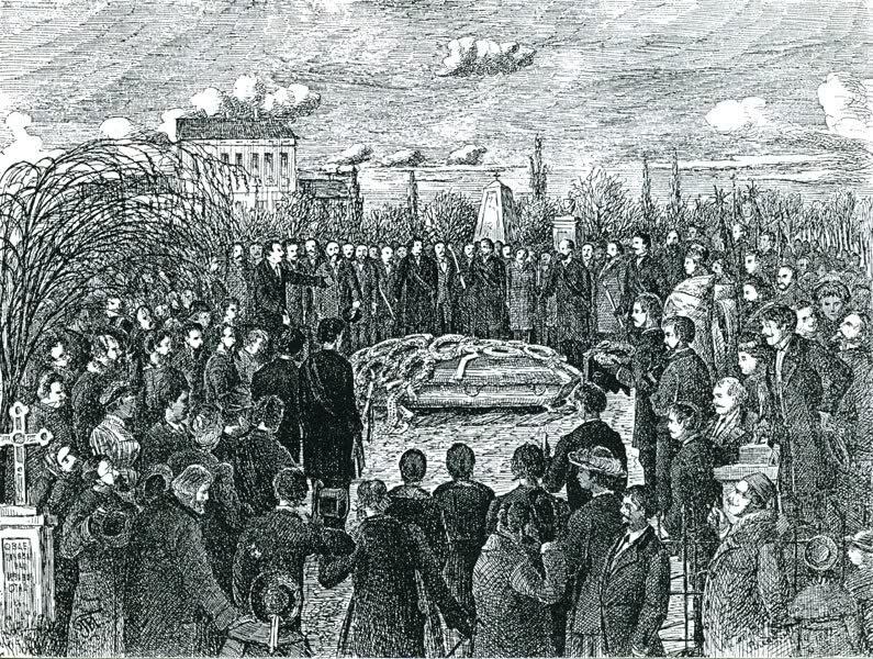 File:The funeral of Đura Daničić.jpg