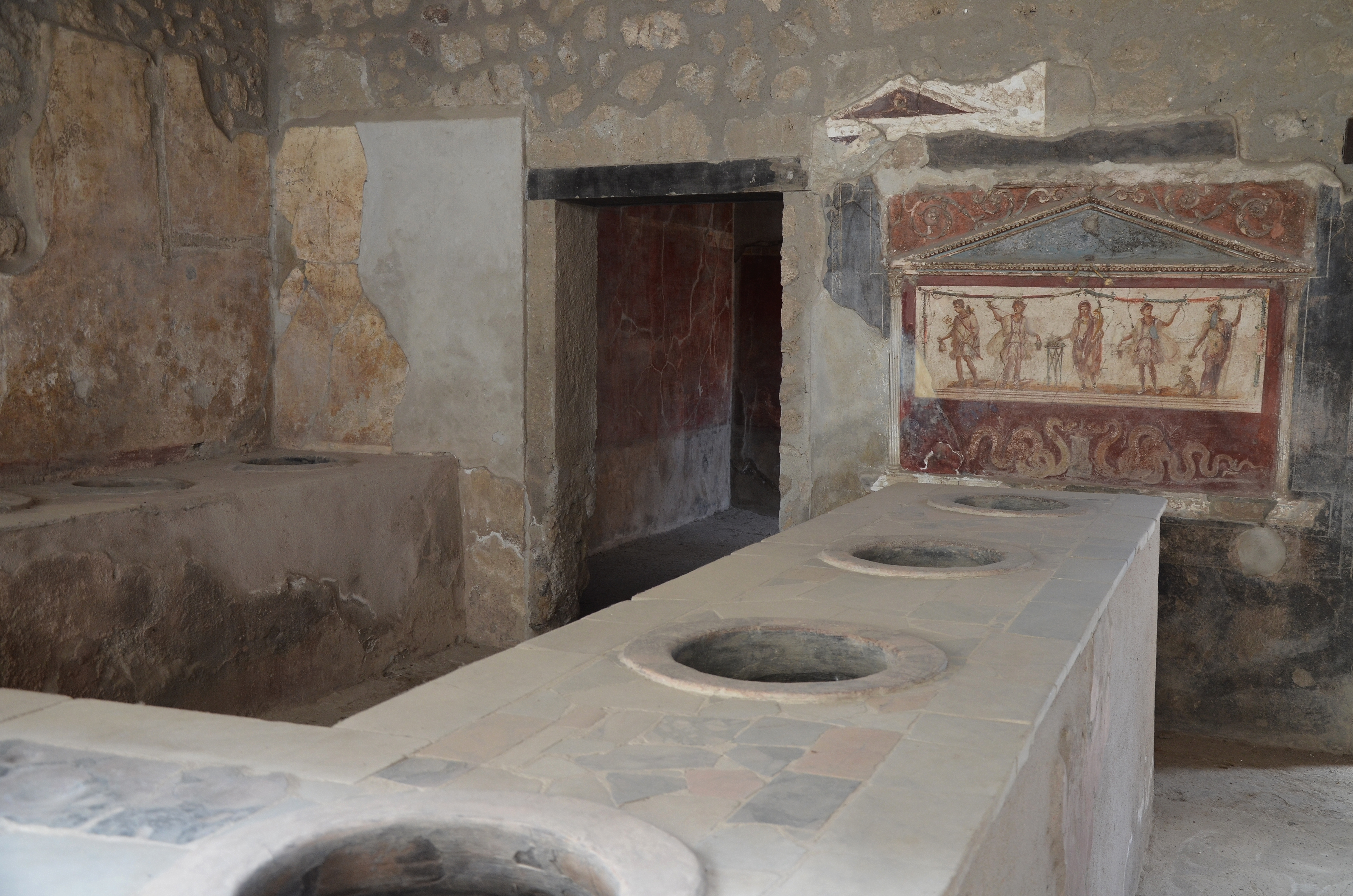 What Did Romans Eat Food From Pompeii And Herculaneum