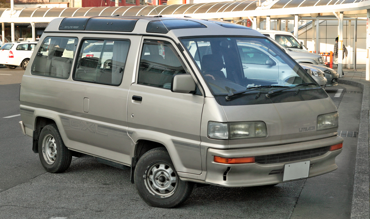 Nissan Work Van >> File:Toyota Liteace Wagon 003.JPG - Wikimedia Commons