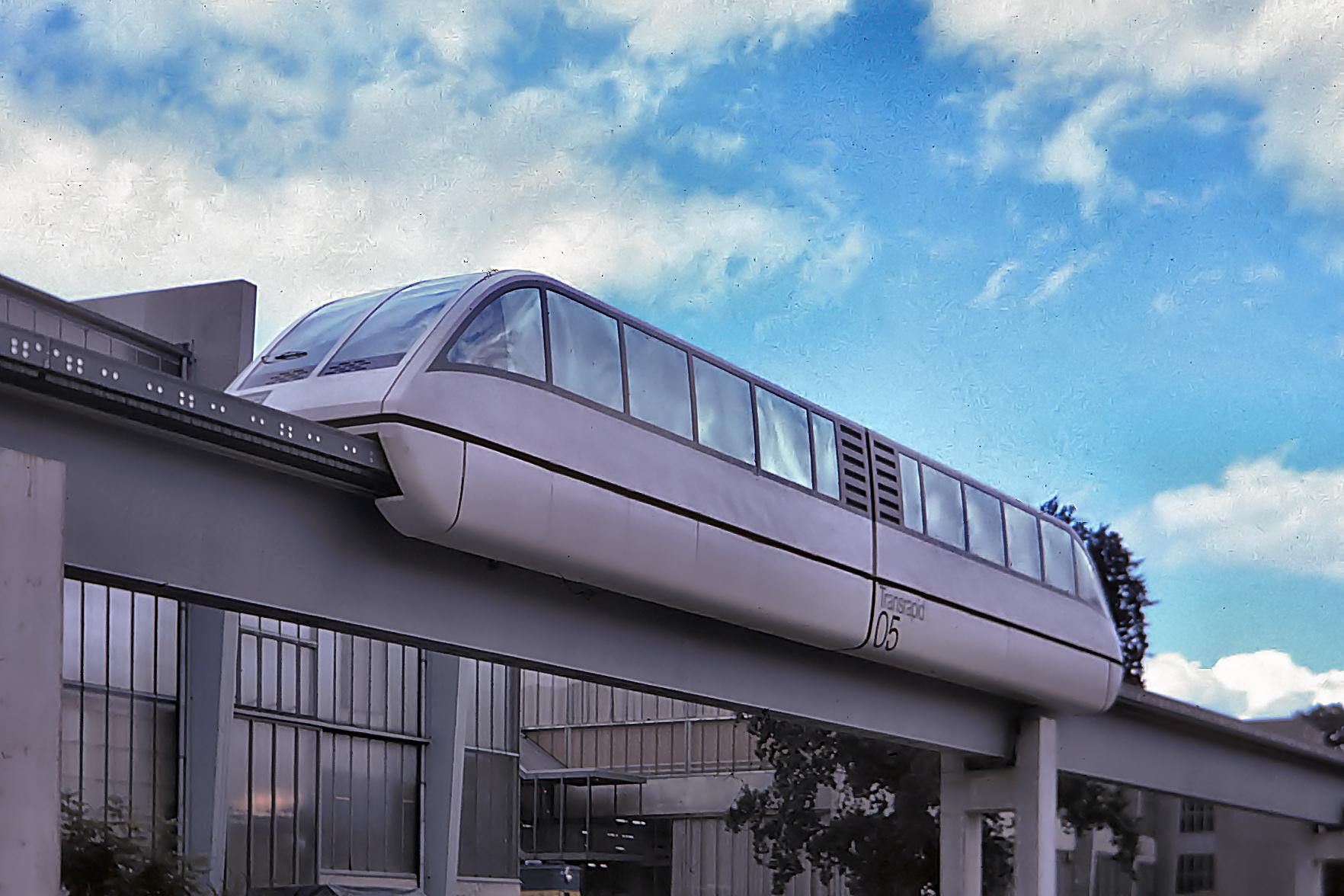 Transrapid 05 at ThyssenKrupp