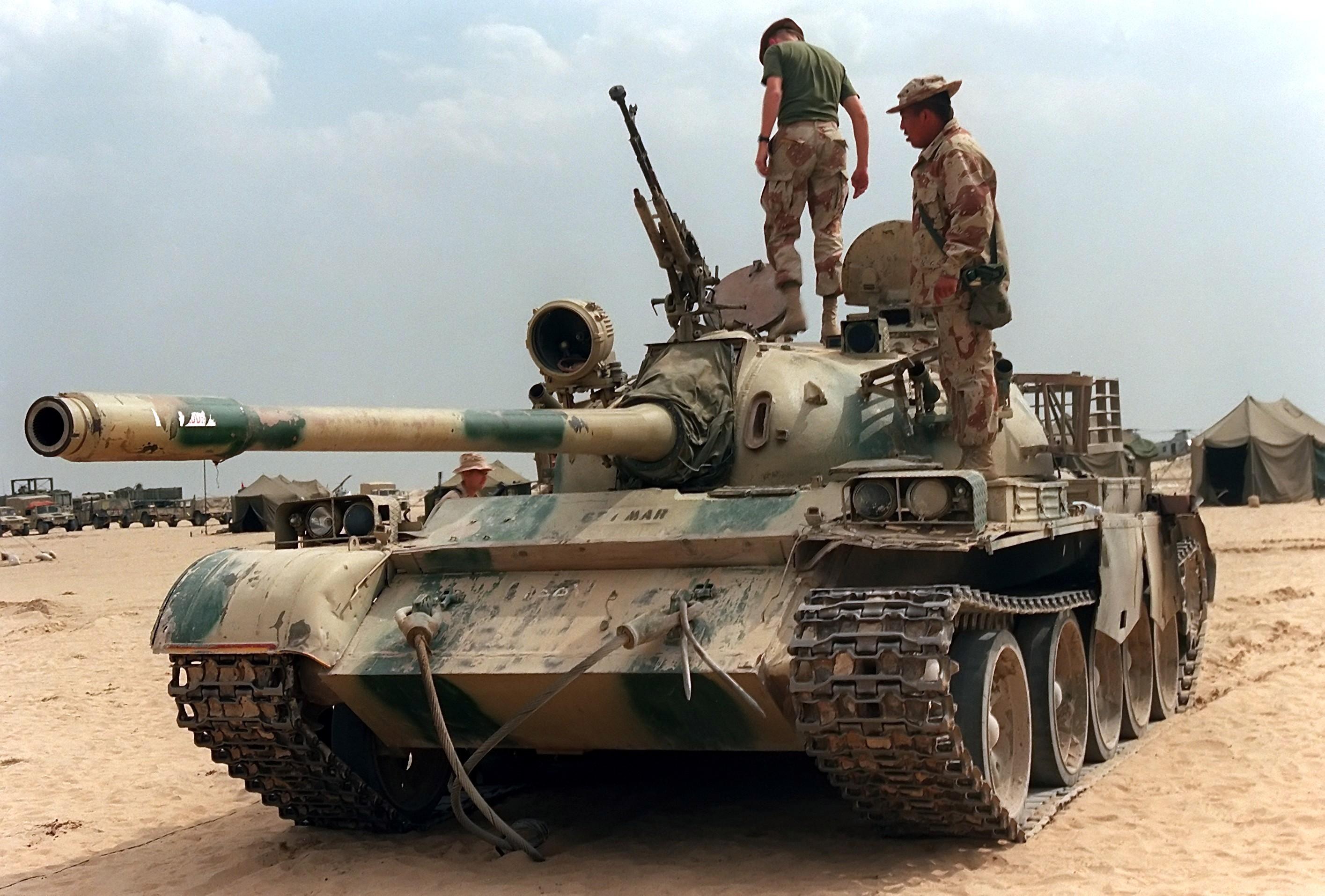 Type 69 tank - Wikipedia