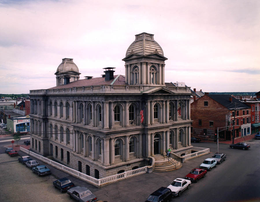 United states custom house portland maine wikipedia for Building a house in maine
