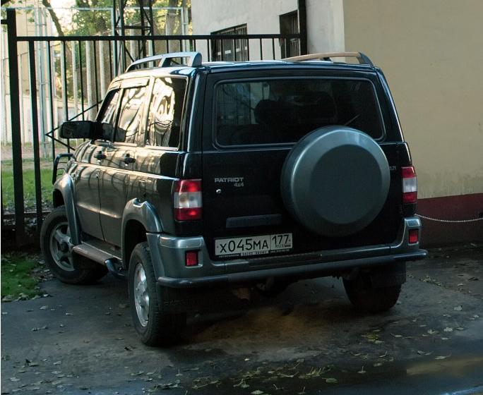 УАЗ отзовет 70 тыс. авто из-за трудностей стормозами иэлектрикой