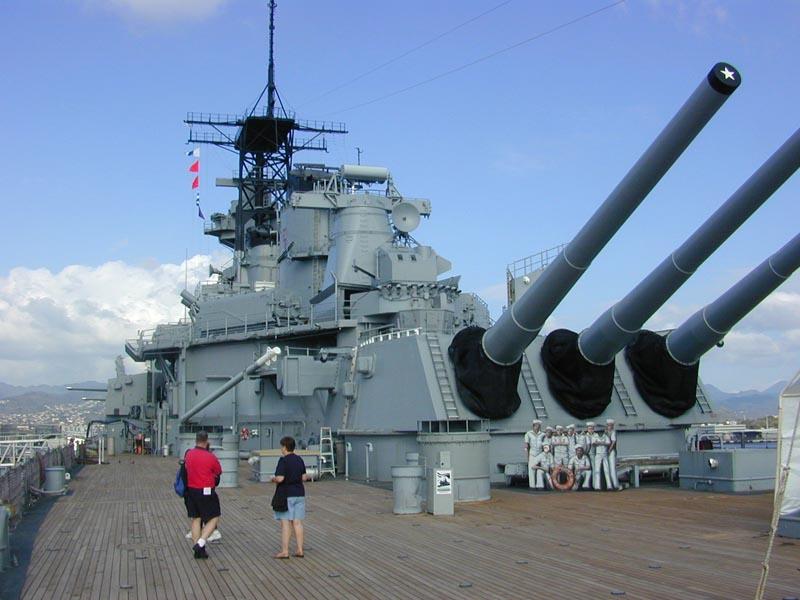 Ficheiro:USS Missouri HNL.jpg