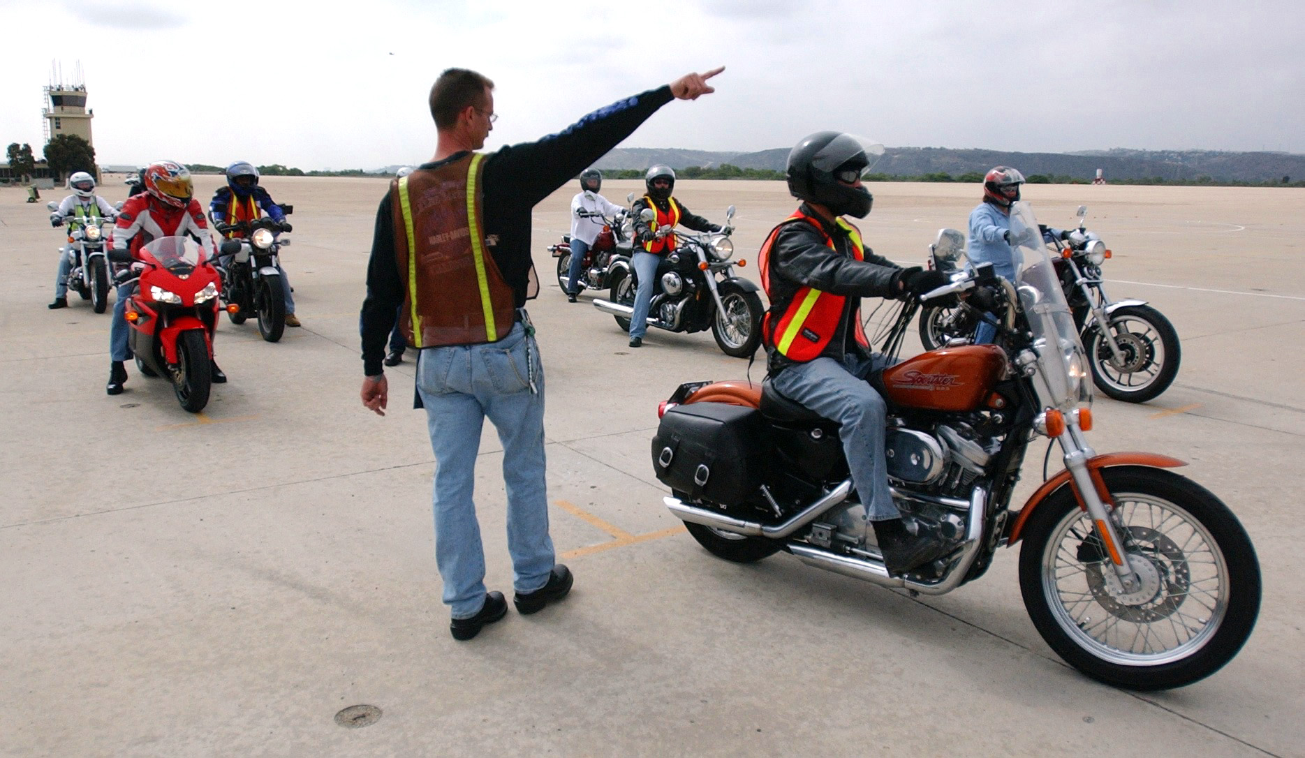 Staying Safe While Riding Your Motorcycle Steinger