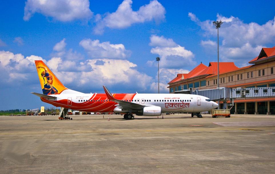 Kochi Cochin International Airport Cok Page 19
