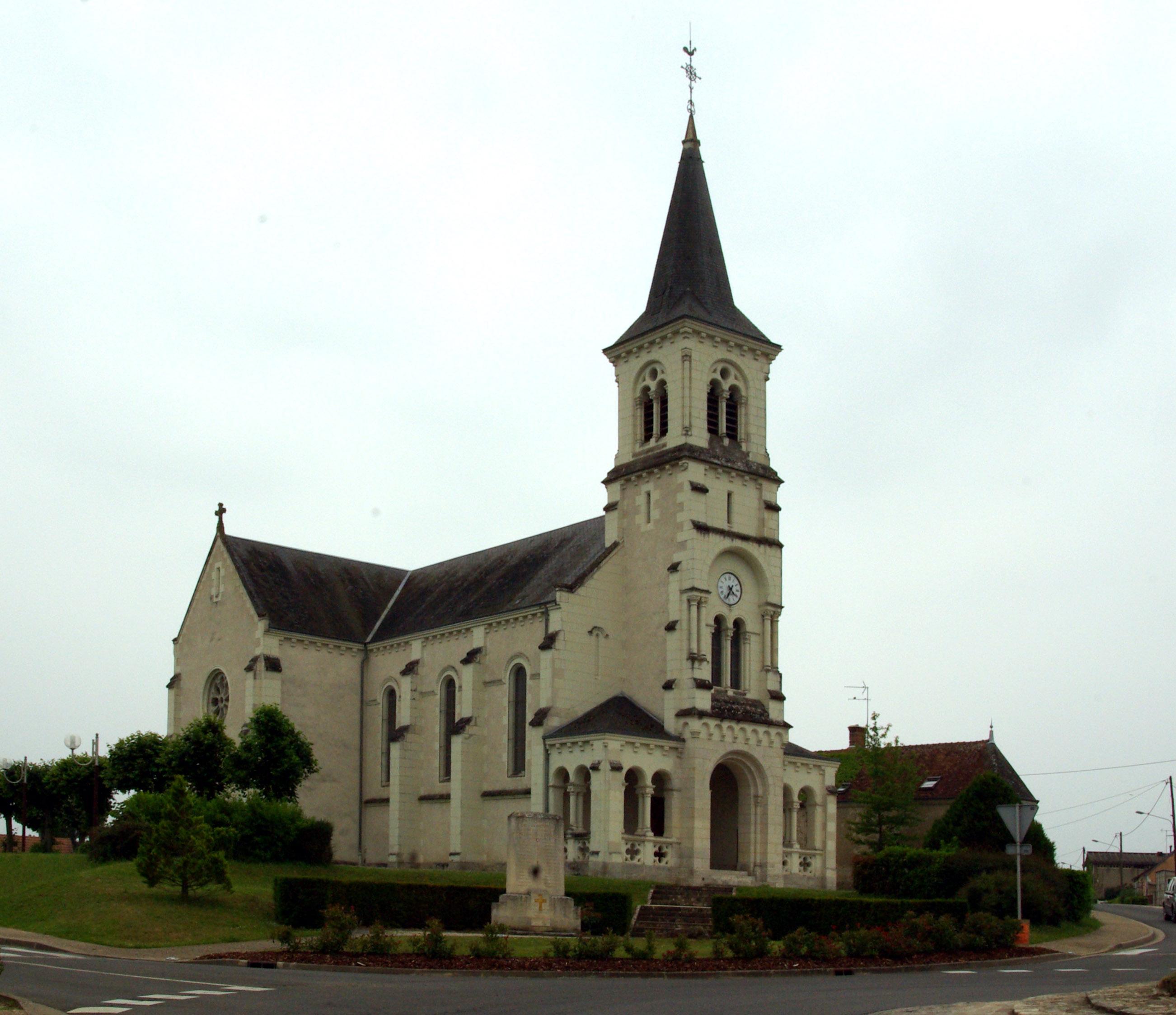 Varennes-sur-Fouzon
