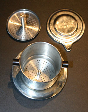 Vietnamese coffee gear