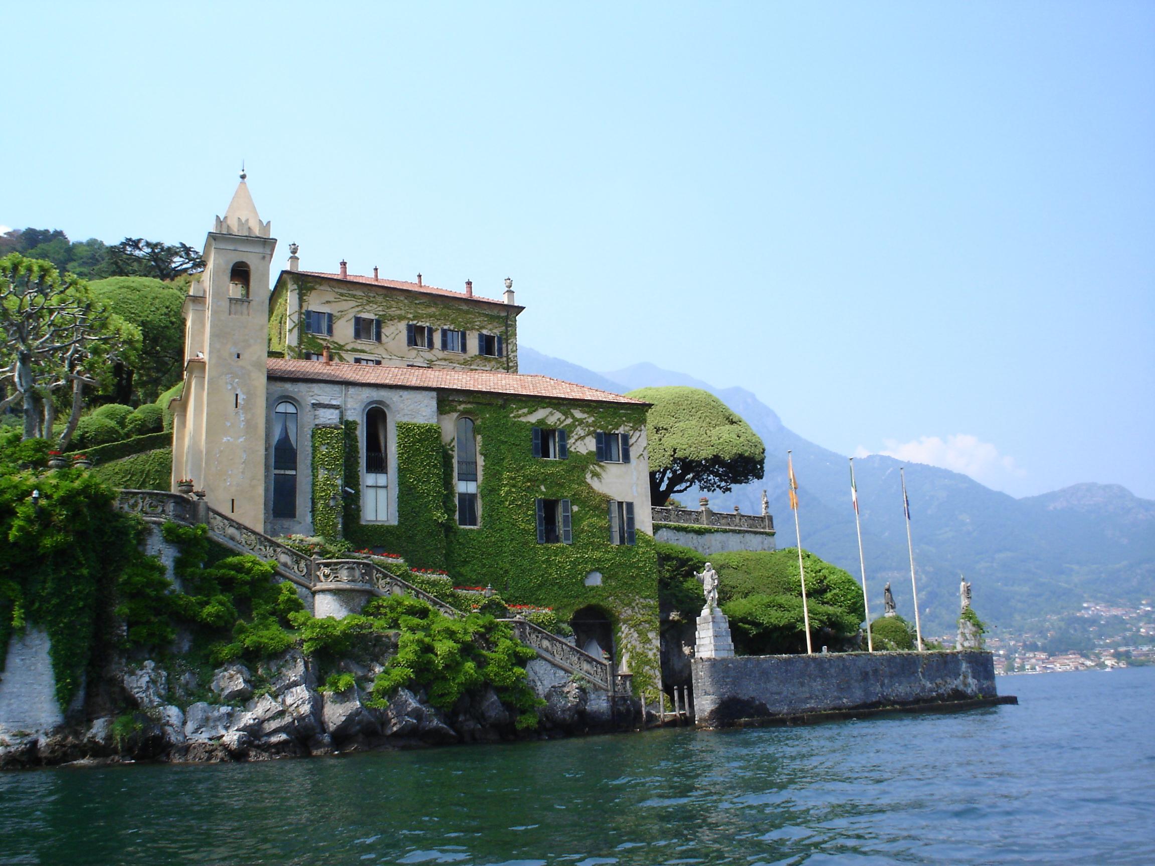 Lake Como Italy Villa
