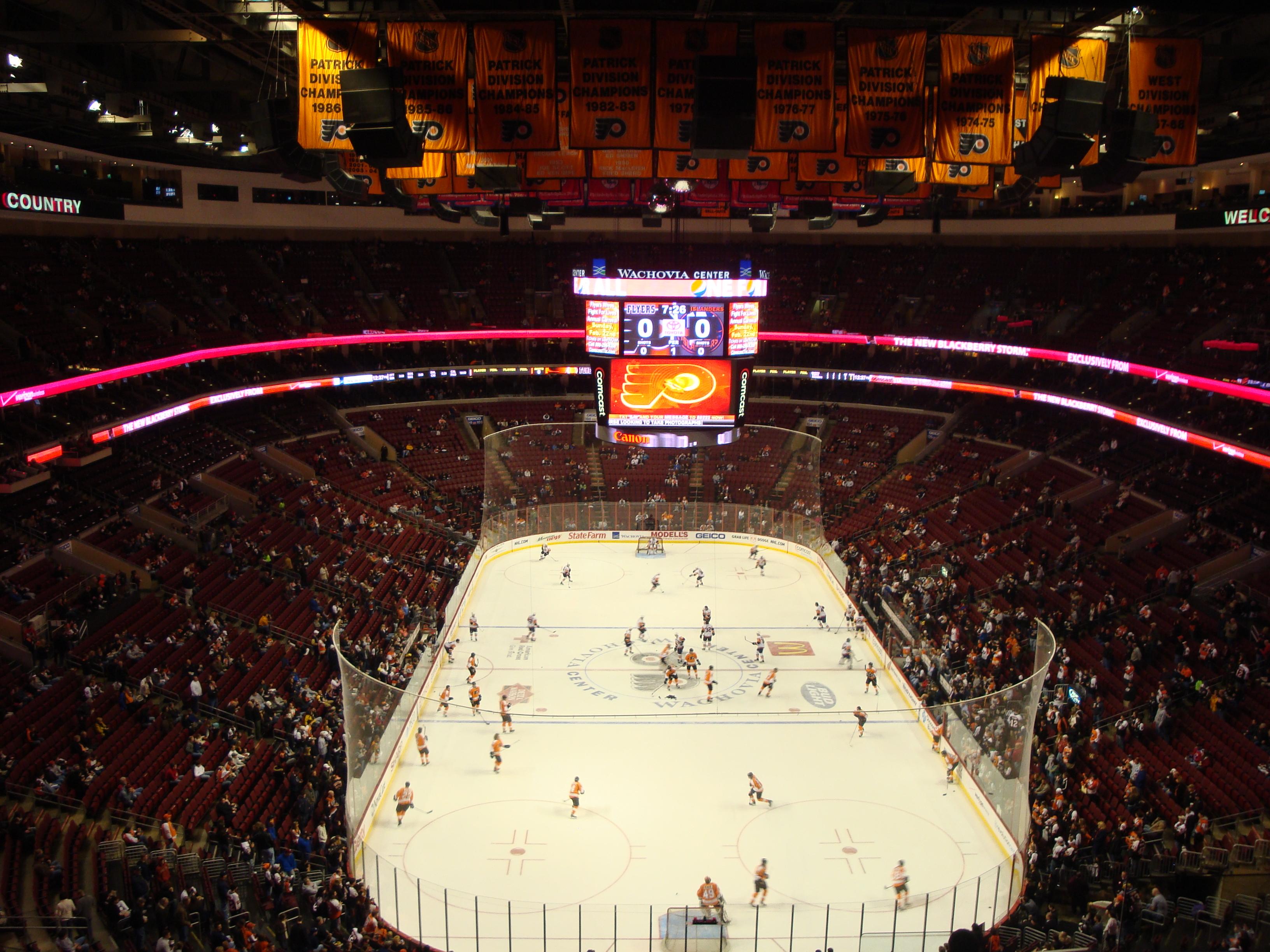 photograph relating to Philadelphia Flyers Printable Schedule named Record of Philadelphia Flyers seasons - Wikipedia