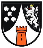 Byvåpenet til Bad Münster am Stein-Ebernburg