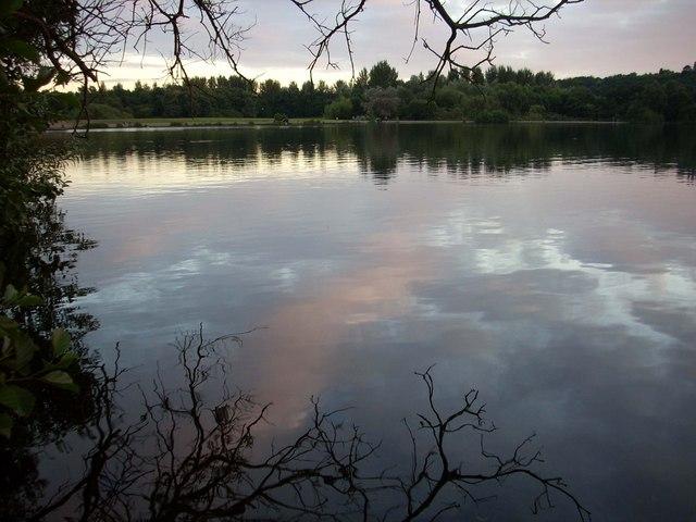 Westport Lake - geograph.org.uk - 563847
