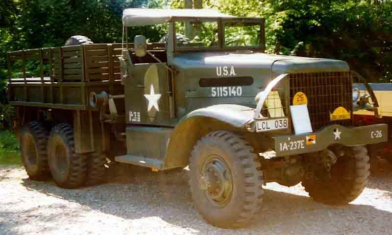 6-ton 6x6 truck - Wikipedia