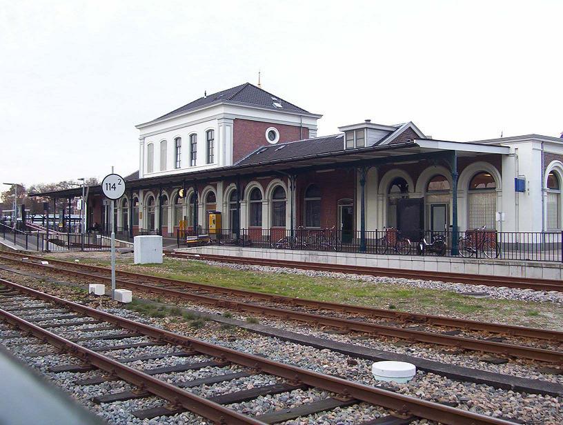 Mercedes Benz Van >> Station Winschoten - Wikipedia