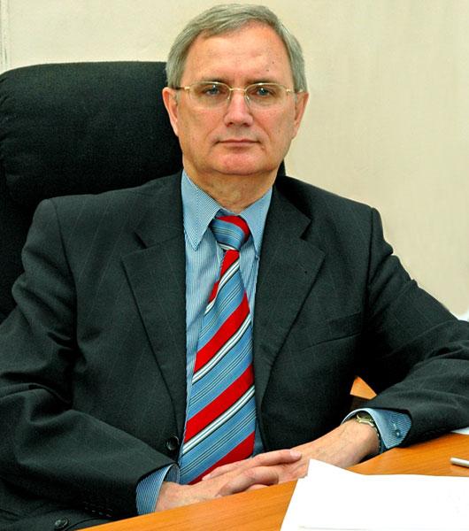 ректор ОНУ Мечникова на период выборов микробиолог Владимир Иваница