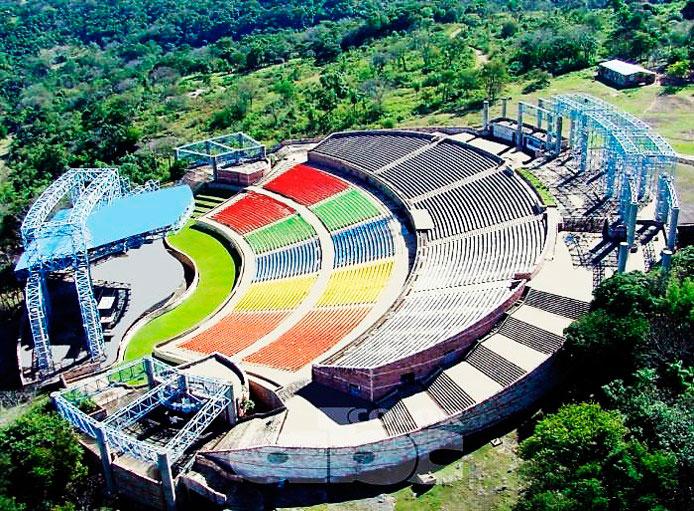 Anfiteatro José Asunción Flores - Wikipedia, la enciclopedia libre