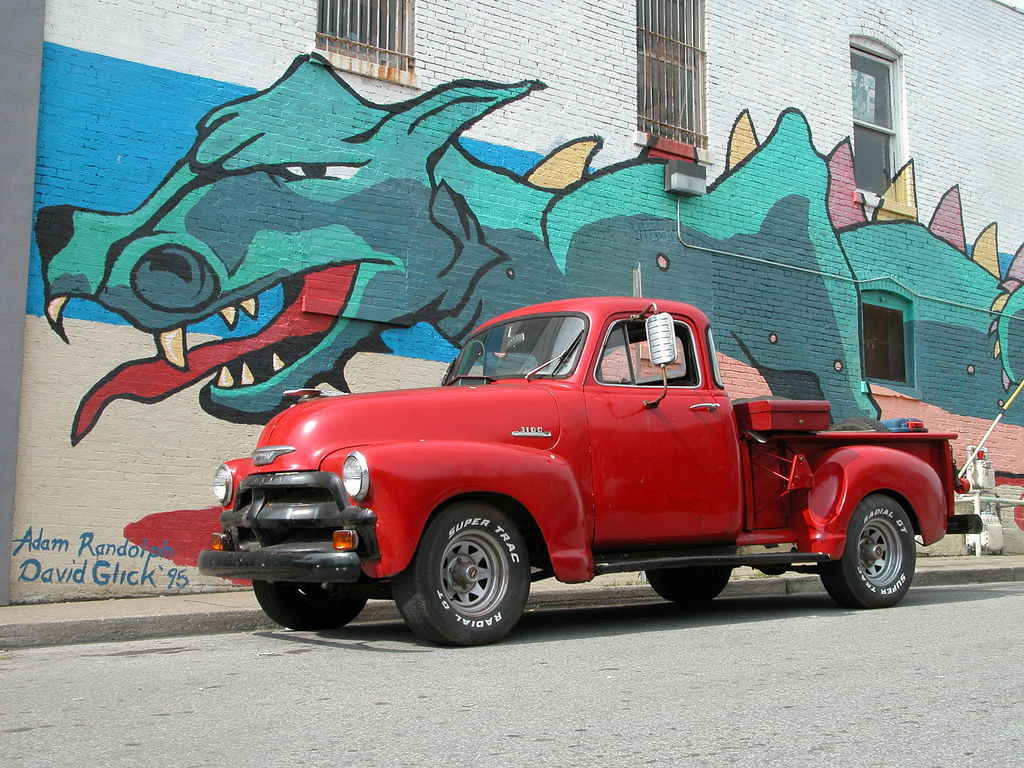 1954 Chevrolet Pick-up Truck