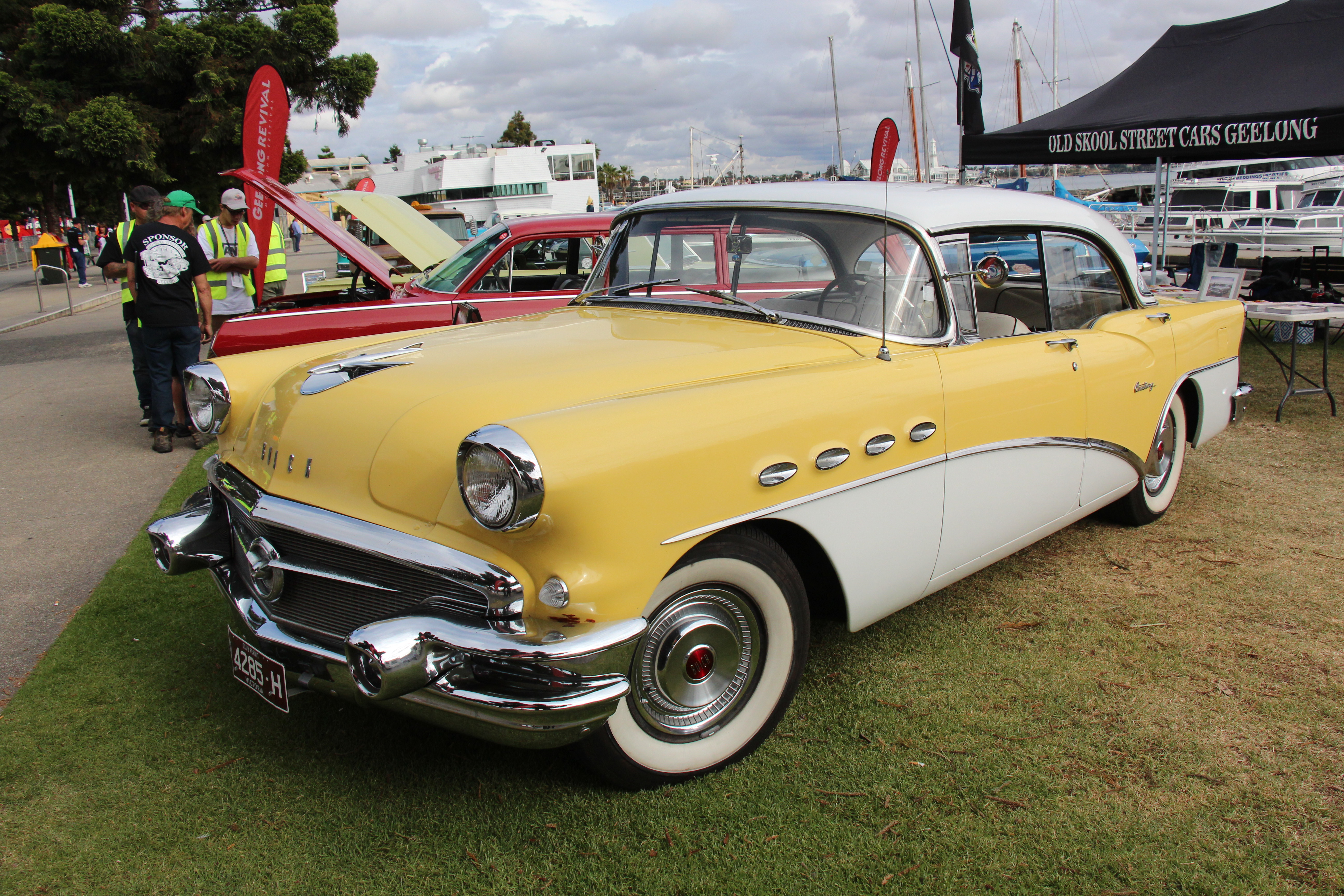 File 1956 Buick 60 Century 4 Door Hardtop 22834966673 Jpg Wikimedia Commons