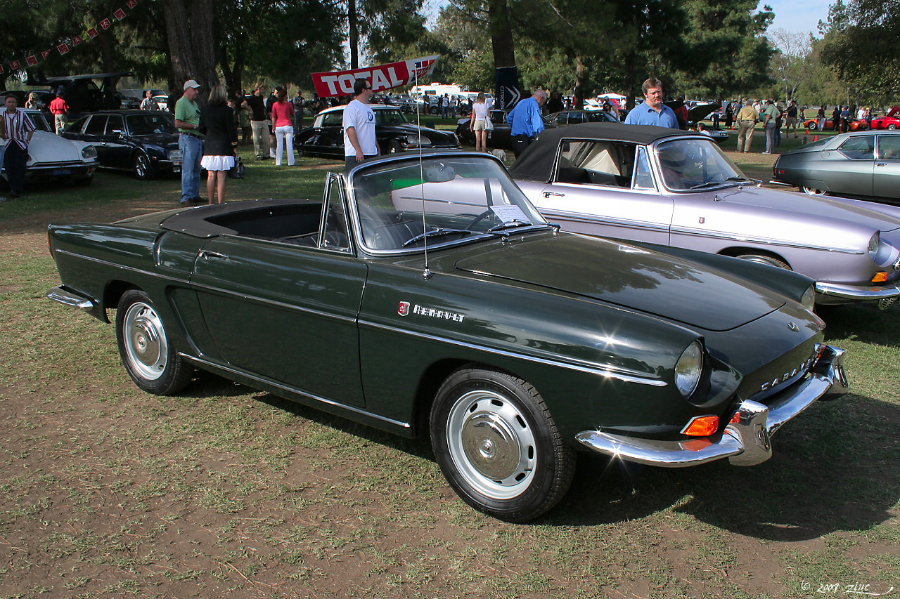 1967 renault caravelle