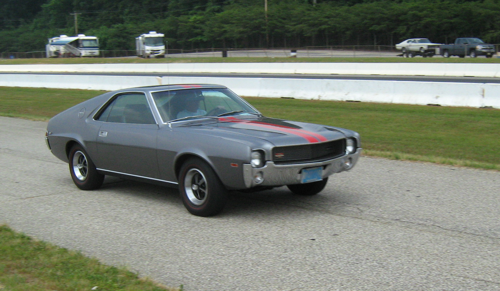 1969 Pontiac Gto Frame Off Restoration Numbers Matching C 179 in addition 1974 Dodge Charger together with 1970 Dodge Charger Convertible as well File 1969 AMC AMX Castilian Gray mdD 1 in addition 1965 Buick Wildcat Gs Pictures Interior Engine. on american muscle car 69