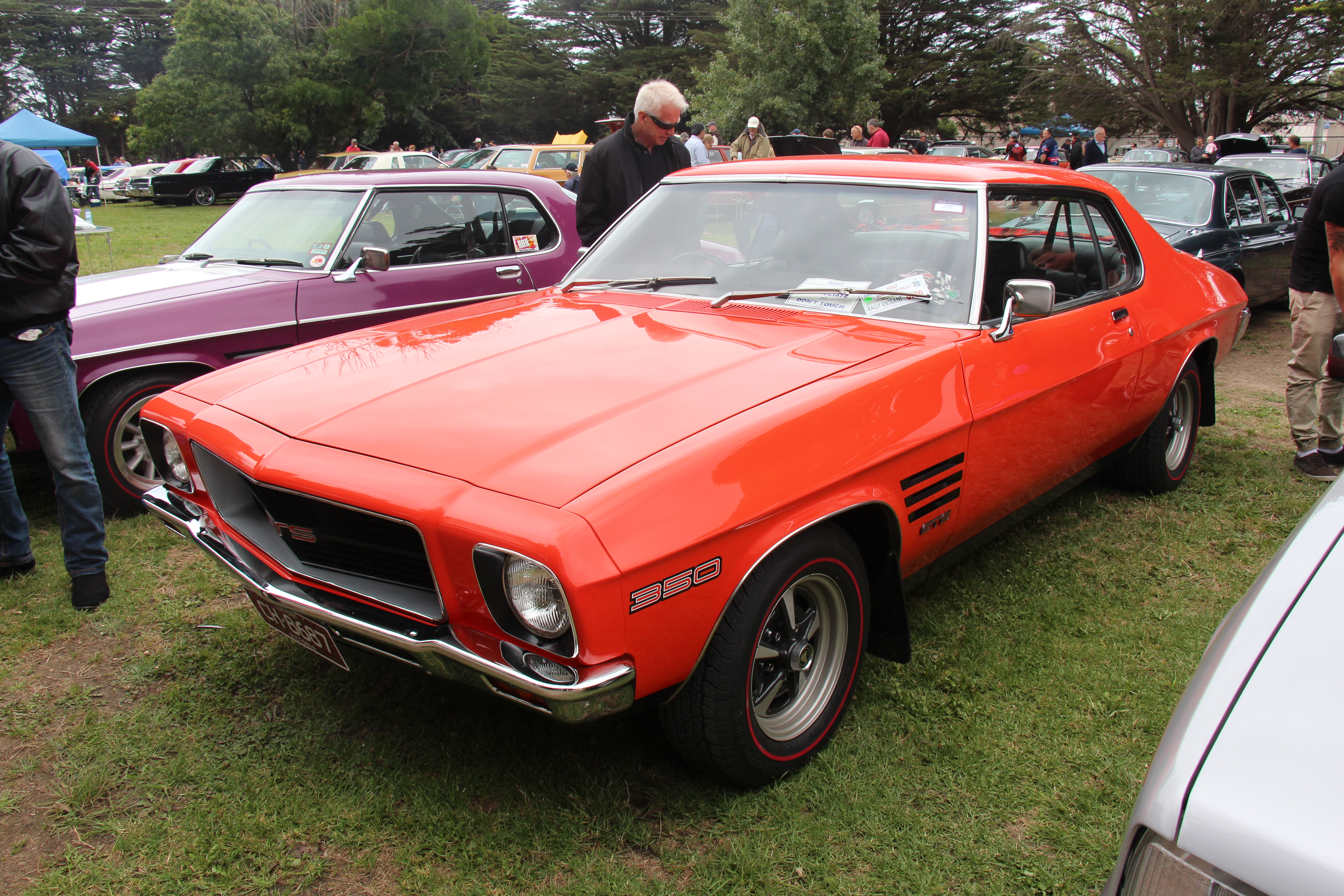 Holden HJ Monaro GTS 5Lt Coupe Auctions - Lot 50 - Shannons