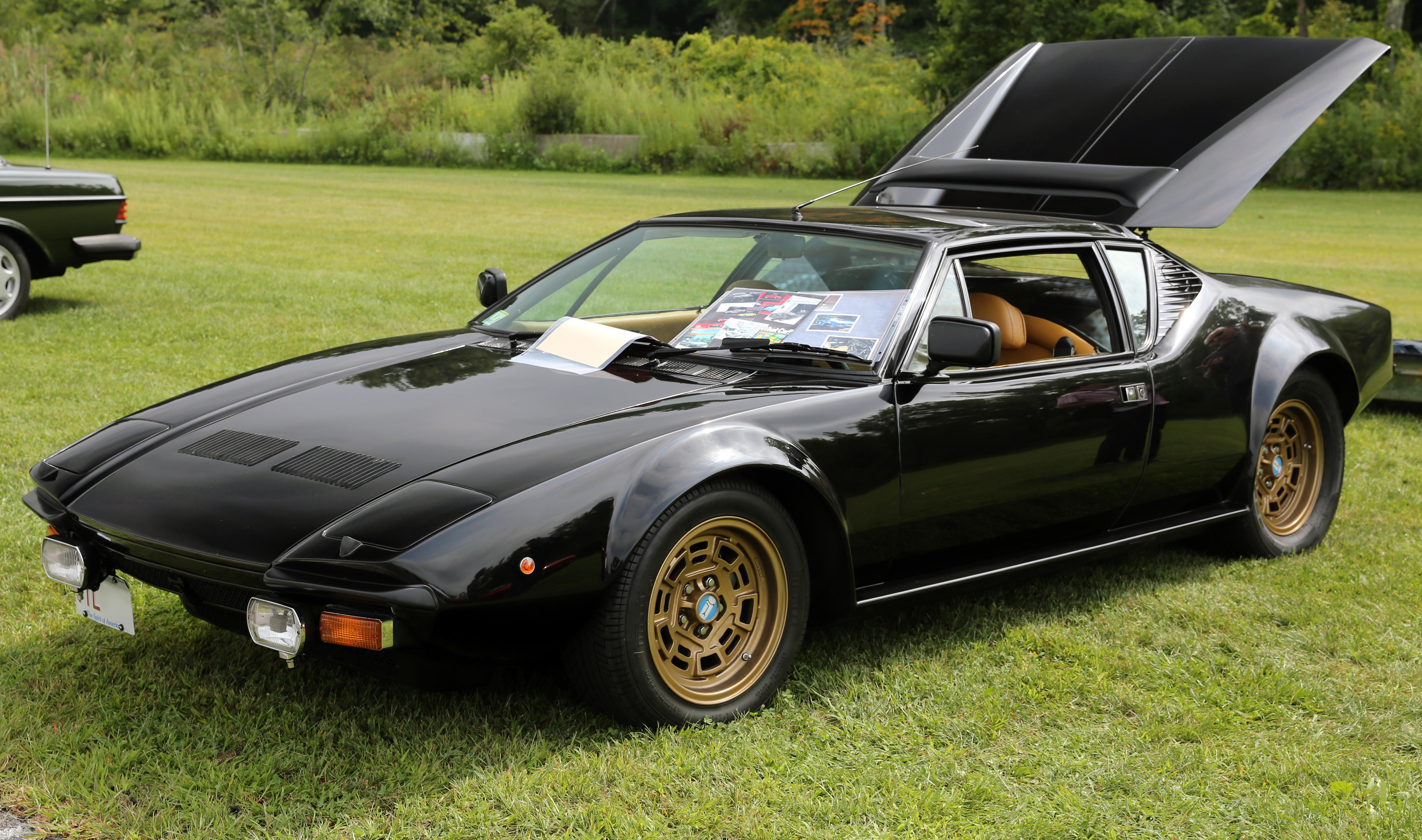 Detomaso Pantera For Sale >> File:1978 De Tomaso Pantera GT5 S 9000-series, Lime Rock ...