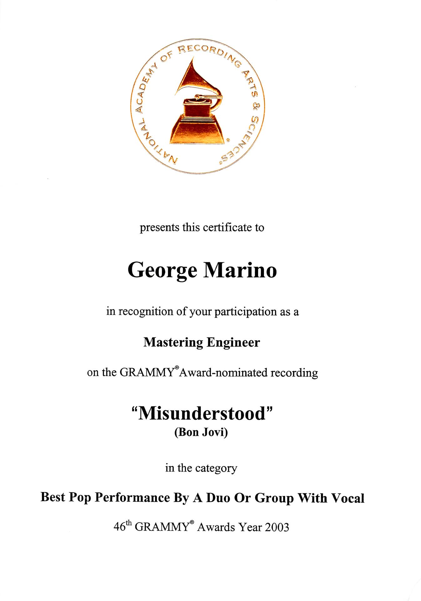 Jazz Chord Chart: George Marino discography - Wikipedia,Chart
