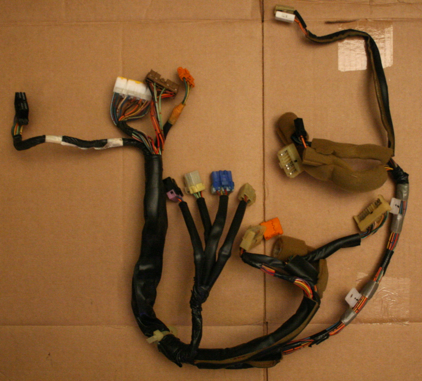 File2008 04 17 Geo Storm Instrument Cluster Wiring Harness Documentation