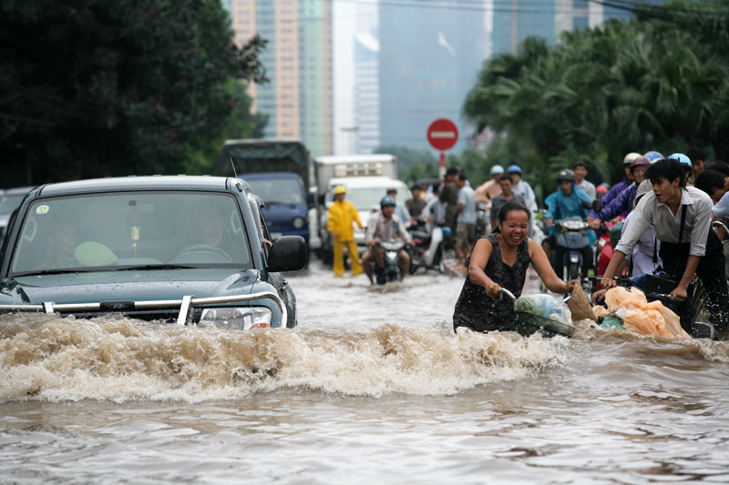 2008 Vietnam floods - Wikipedia