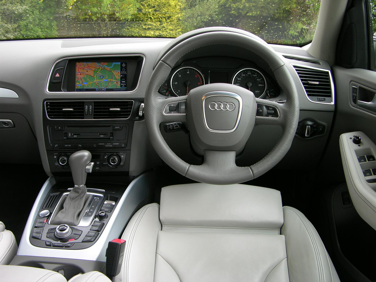 File 2009 Audi Q5 Se Tdi Quattro Flickr The Car Spy 12