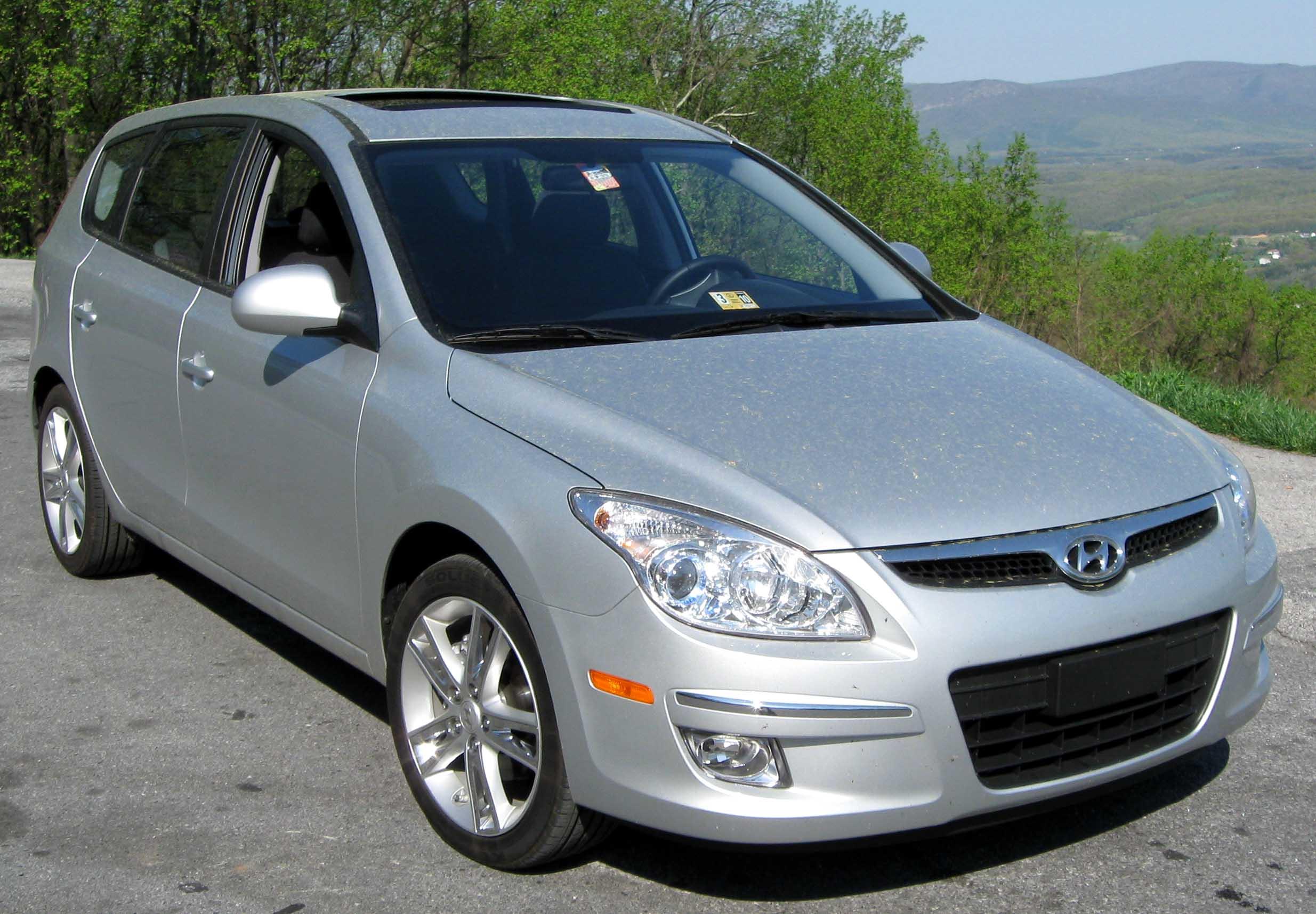 Hyundai I Touring Wagon