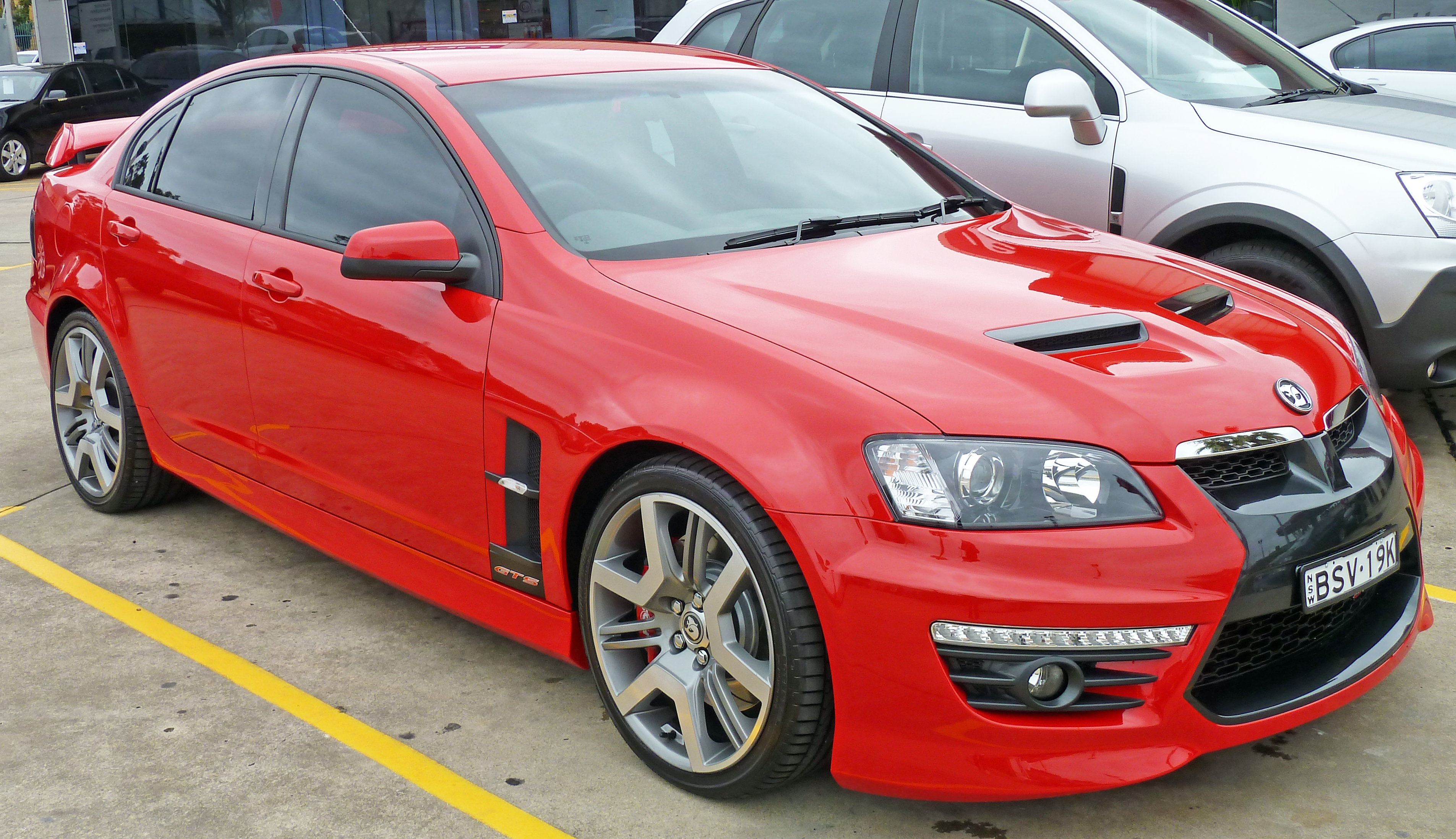 100 holden hsv gts on stylecars file2010 hsv gts e series 2 my10 sedan 01jpg wikimedia commons vanachro Image collections
