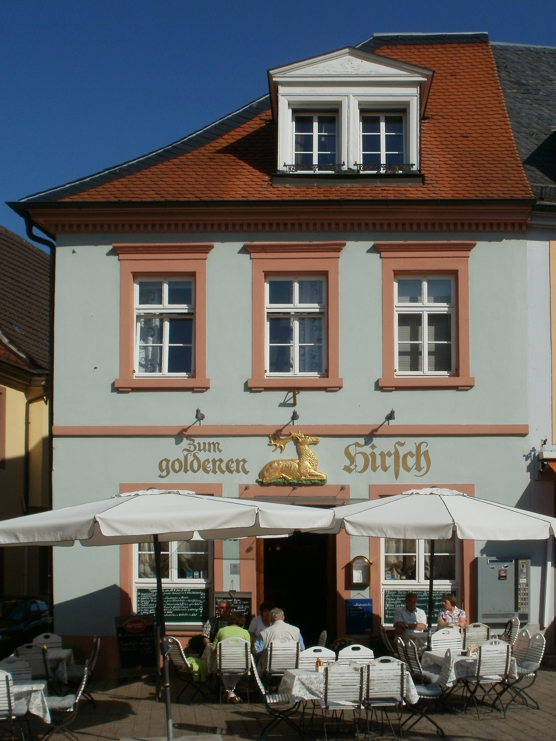 File20111003zum Goldenen Hirsch Speyer1jpg Wikimedia Commons