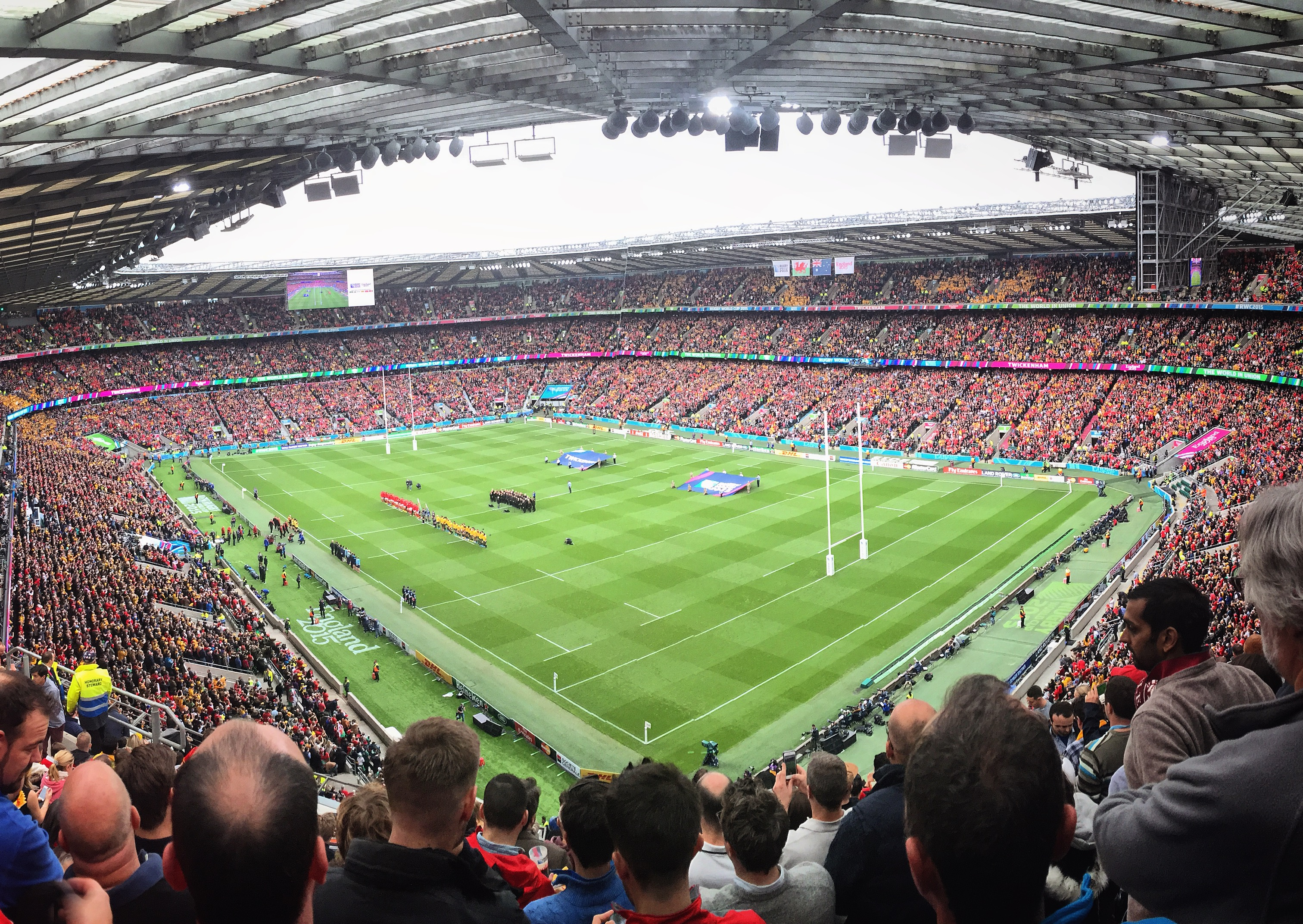 2015 Rugby World Cup Final Wikipedia