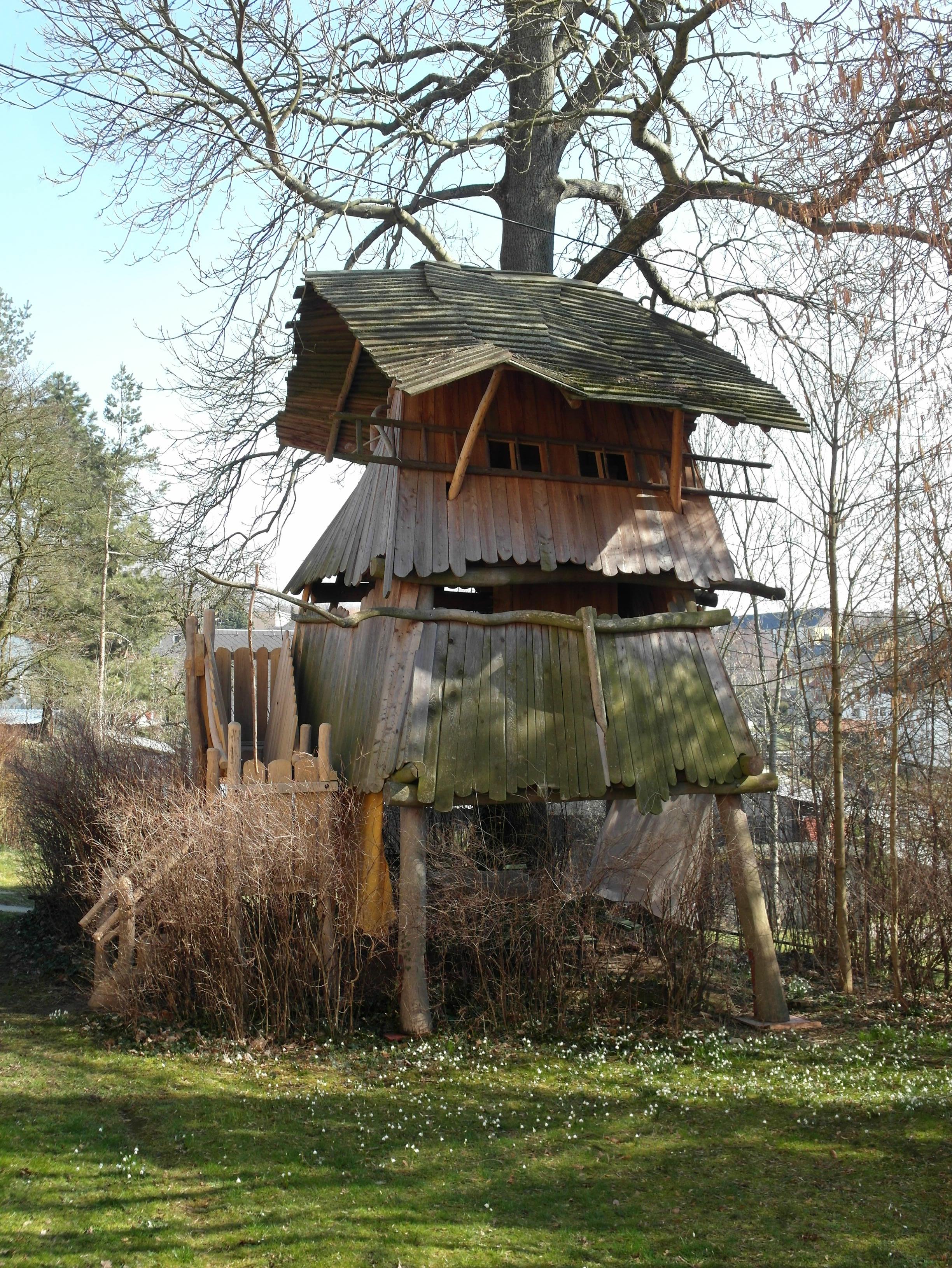 baumhaus wikiwand
