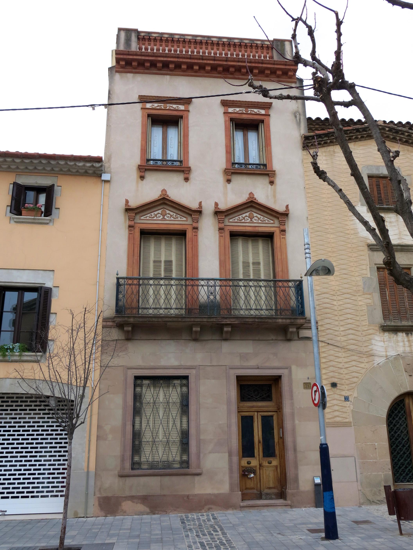File 250 casa llu s plandiura c centre 31 la garriga - Casa la garriga ...