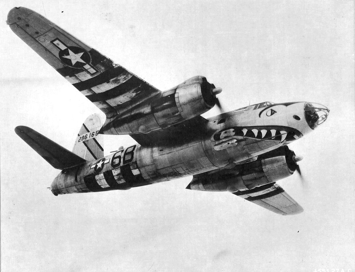 599th_Bombardment_Squadron-B-26_Marauder