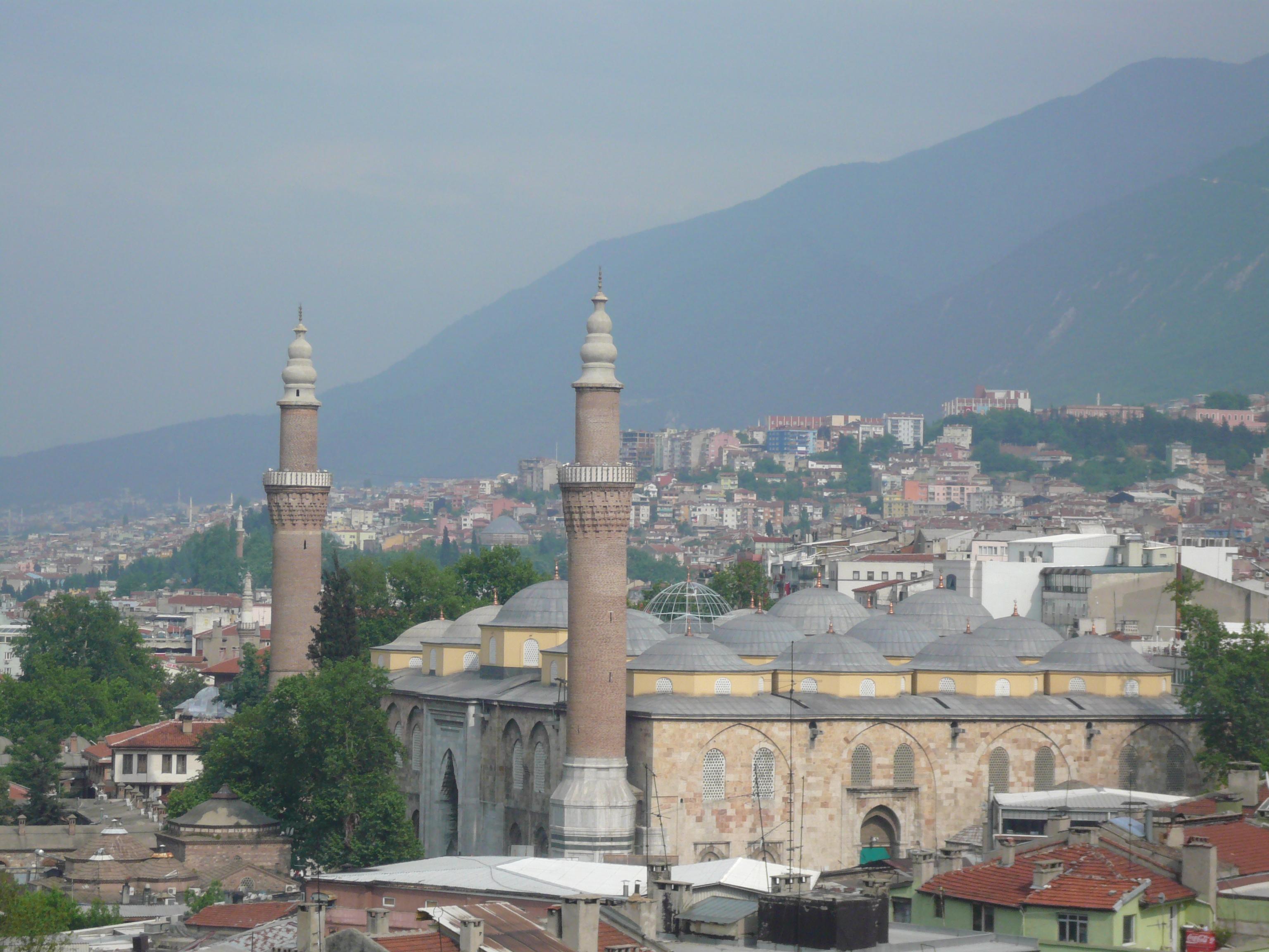 Bursa Ulu Camii Vikipedi